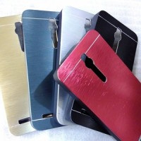 casing Case for Asus Zenfone 2 TORU Motomo Ino Metal