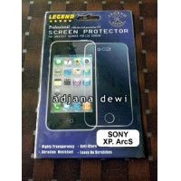 Anti Gores Glare Screen Guard Protector Sony Xperia Arc X12 LT15i Arc S LT18i