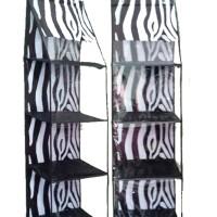 Jual HHOZ Zebra (Hanging Helm Organizer Zipper) Rak Gantung Retsleting Murah