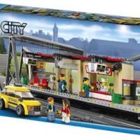 harga Train Station Lego 60050 Tokopedia.com