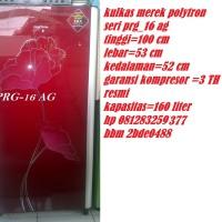 Kulkas Merek Polytron Seri 16 AG