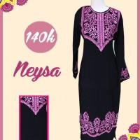 Gamis Neysa - koleksi Shofwa Griya