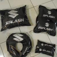 Bantal mobil Suzuki Splash, car set mobil, pillow headrest mobil