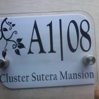 nomor rumah akrilik