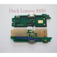 Flexible Dock Charger Connector Mic Antenna Lenovo A850