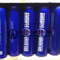 Green gas guarder for GBB airsoftgun 1000ml original import taiwan