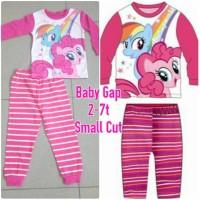 Piyama Import My Little Pony MLP Kaos Baby Gap