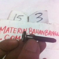 baut JCBC baut ligna baut furniture diameter 6 mm panjang 4 cm