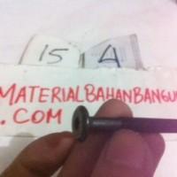 baut JCBC baut ligna baut furniture diameter 6 mm panjang 5 cm