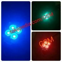 harga Lampu LED tiga warna lampu kolong sen tempel asesories motor mobil Tokopedia.com