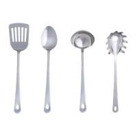 IKEA GRUNKA Set 4 Peralatan Dapur - Kitchen tools - Stainless steel