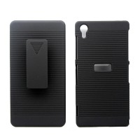 harga Armor Case Cover Casing With Belt Clip Sabuk Pinggang Sony Xperia Z1 Tokopedia.com