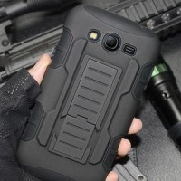 High Impact Armor Cover Casing Case Samsung Galaxy Grand - Duos - Neo