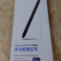 stylus s pen samsung galaxy note 1 i9220 n7000 original oem hitam