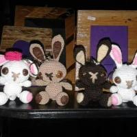Handmade - Amigurumi - Boneka Rajut