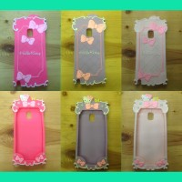 harga Sarung Silicone Case Gambar Hello Kitty Frame Samsung Galaxy Note 3 Tokopedia.com
