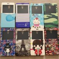 harga Xiaomi Redmi Note 2 /prime Flip Cartoon Leather Windows Standing Case Tokopedia.com