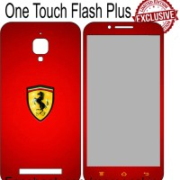 Garskin Alcatel One Touch Flash Plus Ferrari