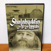 DVD Film Shalahuddin al Ayyubi - Serial