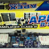 harga Kit Power Apex B500 Driver Amplifier Class H Tokopedia.com