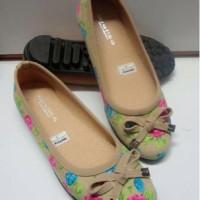 sepatu sandal wanita flatshoes murah tokopedia
