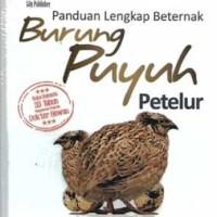 harga Panduan Lengkap Beternak Burung Puyuh Petelur H997 Tokopedia.com