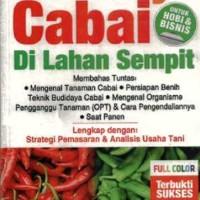 harga Budidaya Cabai Di Lahan Sempit H957 Tokopedia.com