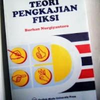 harga Teori Pengkajian Fiksi, Burhan Nurgiyantoro Tokopedia.com