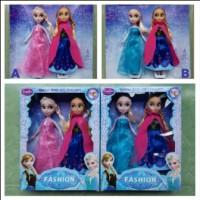 Jual Boneka Barbie Frozen Anna & Elsa Murah