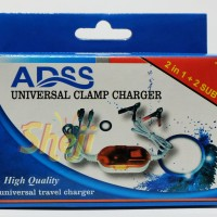 CHARGER HP AKI 2 IN 1 / CHARGER HP MOTOR / CHARGER