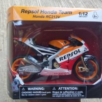1/12 Honda RC213V No. 93 Mark Marquez