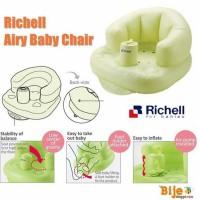 harga Richell Airy Baby Chair Tokopedia.com