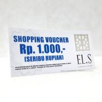 harga E-voc El.s 1.000 Tokopedia.com