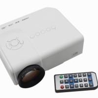 Led Mini Projector LODS M3C-TV Tuner Buit In, Free Mini Tripod
