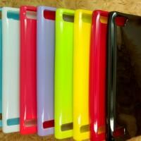 Softcase Glossy Blackberry Z3