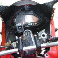 harga Holder Motor Universal Spion Model Panjang Pasang Di Spion Motor Tokopedia.com