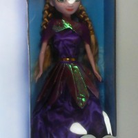 Mainan Boneka Frozen Ekslusif Karakter Anna
