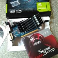 VGA card PCI Asus GT210 1gb 64bit