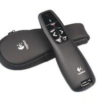 harga Logitech Wireless Presenter/laser Pointer R400 Garansi Resmi Tokopedia.com