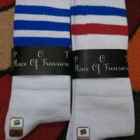 Kaos Kaki / Old School Stripe Socks