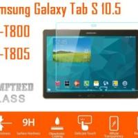 harga Tempered Glass Samsung Tab S 10.5 T800|t805 Antigores Kaca Tokopedia.com