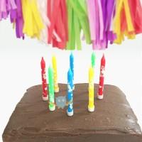 Lilin Ulang Tahun Snow White / Lilin Kue Ulang Tahun / Birthday Candle