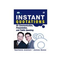 Buku Instant Quotations - James Gwee