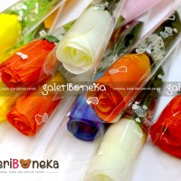 Sovenir Bunga Mawar Merah ( SU - 00002 )