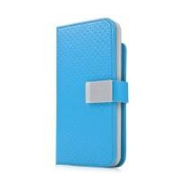harga Capdase Folder Case Ipod Touch 5 Sider Polka Blue Tokopedia.com