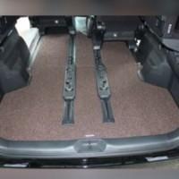 karpet mobil comfort deluxe khusus alpard & vellfire full bagasi