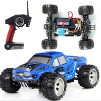 Mobil RC WLToys Vortex A979 Monster Truck 4WD 1:18 50km/h