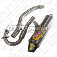 harga Knalpot Racing T4 Pro Circuit Klx 150 Tokopedia.com
