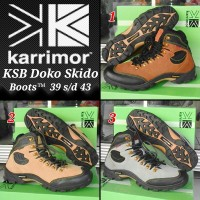 KARRIMOR KSB Doko Skido Mens Walking #Boots 39 s.d 43 (With Box)