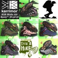 KARRIMOR KSB Skido Air Mens Walking #Boots 39 s.d 43